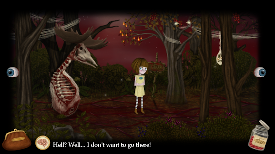Fran Bow Chapter 4 v2.0 APK Data Obb Full