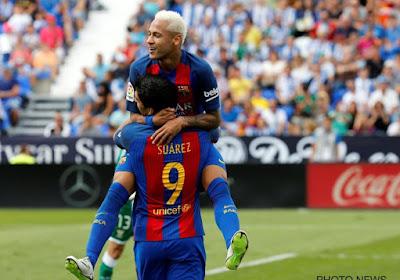 Barcelona vraagt geld van Neymar die op zijn beurt 44 miljoen euro vraagt van Barcelona