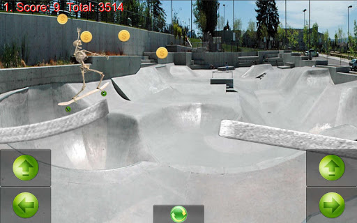 Skeleton Ragdoll, Skater 1.20 screenshots 2