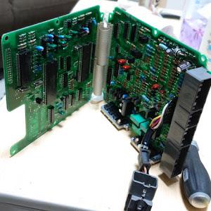 スープラ JZA70 2.5twinturbo limited  ワイドボディ エアロトップのECUのカスタム事例画像 汰ちゃんさんの2018年10月18日00:28の投稿