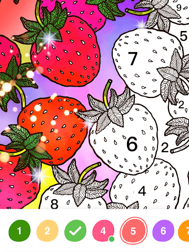 No.Paint - Relaxing Coloring games apkdebit screenshots 12