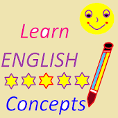 Learn English Concepts(Learn Grammar & vocabulary)