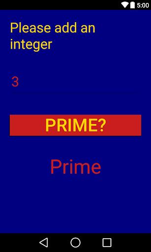 Prime Tester