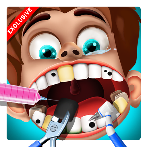Crazy Little Kid Dentist Fun : Children's Doctor Android APK Download Free By Fun Free 3d Games