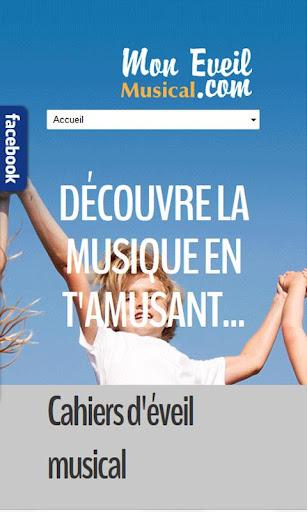 Eveil Musical Cahiers