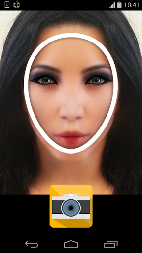 fake face age scanner