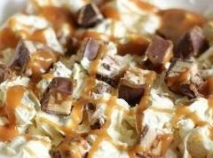 Snickers Carmel Apple Salad Recipe