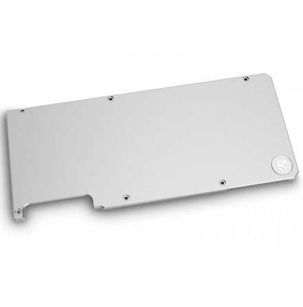 EK bakplate for EK-Quantum Vector Trinity RTX 3080/3090 Backplate – Nickel