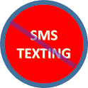 No Texting While Driving (SMS) icon