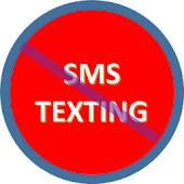 No Texting While Driving (SMS)