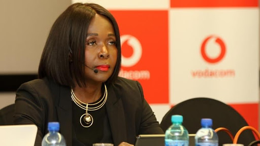 Mickey Mashale, chief sales officer for Vodacom Business.