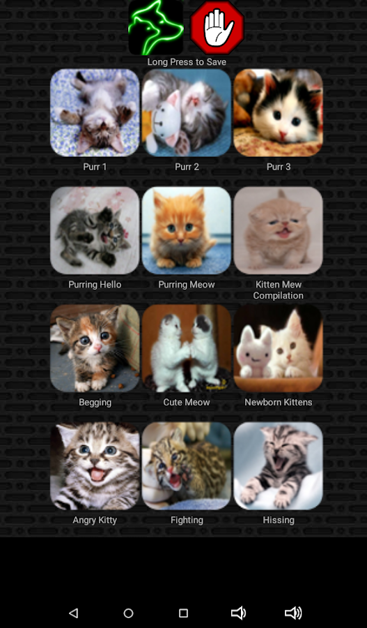 Dog & Cat Ringtones- screenshot