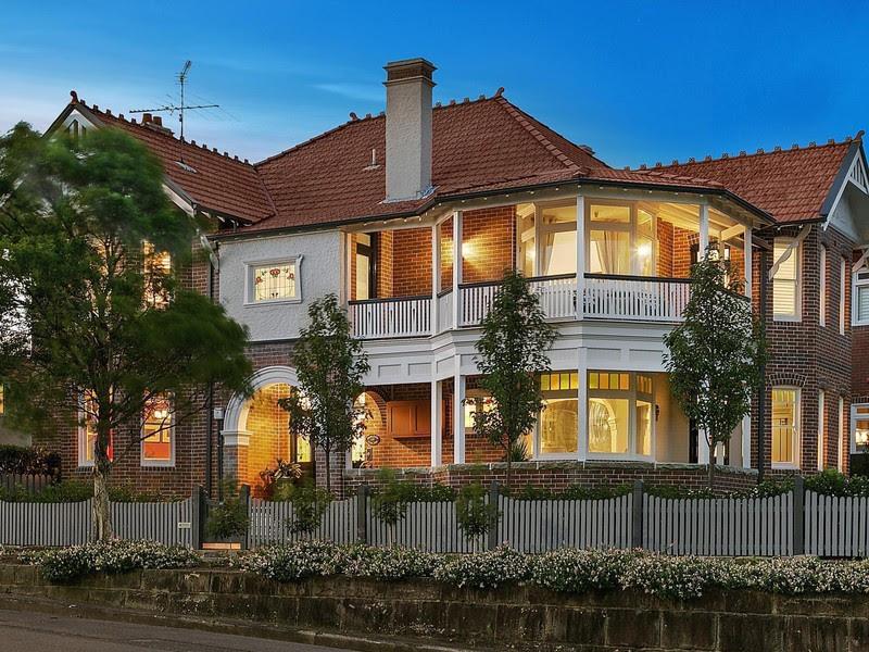 Dunleigh (1909), 72 Raglan Street, Mosman, NSW