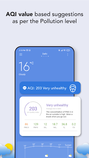 Weather - By Xiaomi  screenshots 3