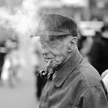 Photo: pipe-smoking