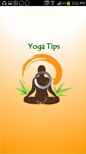 Yoga Tips