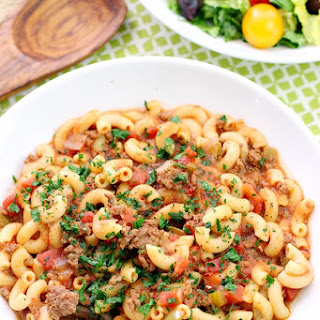 One Pot Goulash