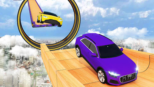 Ultimate City GT Car Stunt: Mega Ramp Climb Racing 2.0 screenshots 3