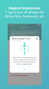 ZenScreen - Track and limit screen time Screenshot