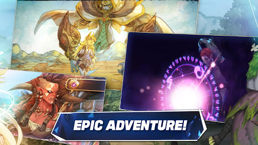 Magia: Charma Saga  captures d'écran 2