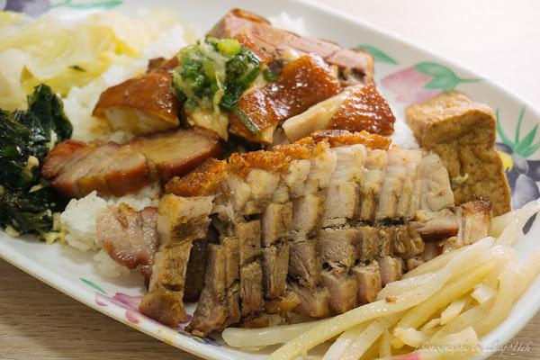 香港鴻利燒臘快餐