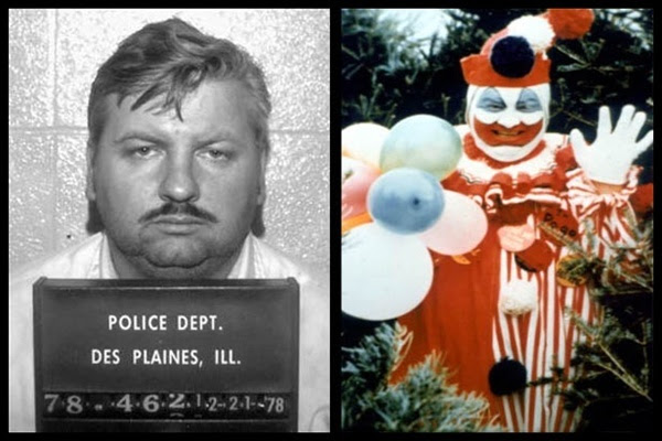 dlaczego boimy się klaunów