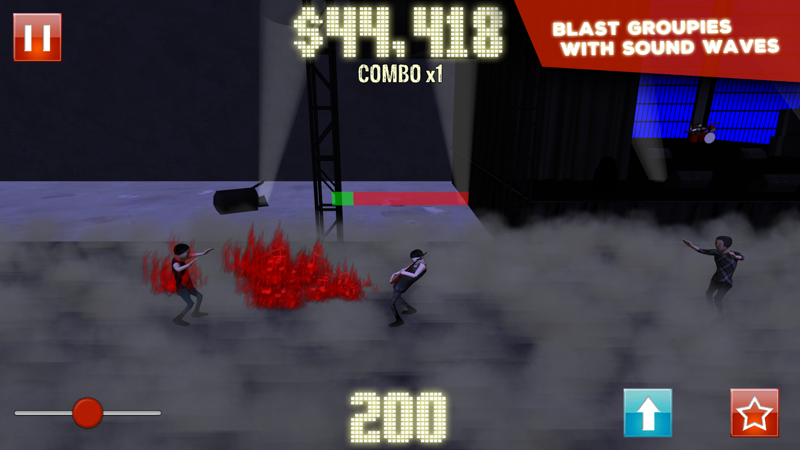 The Cobrahawks Game- screenshot