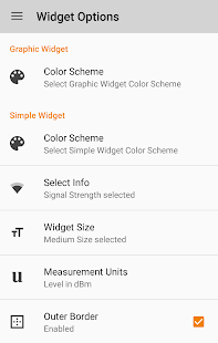 WiFi Signal Strength- screenshot thumbnail