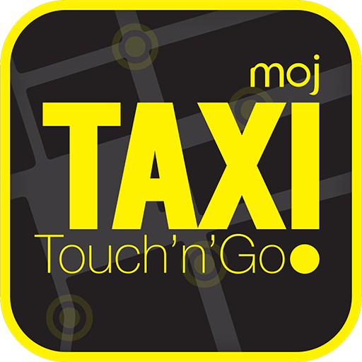 Android aplikacija mojTaxi Touch 'n' Go