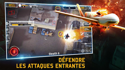 Code Triche Drone : Shadow Strike 3 apk mod screenshots 5
