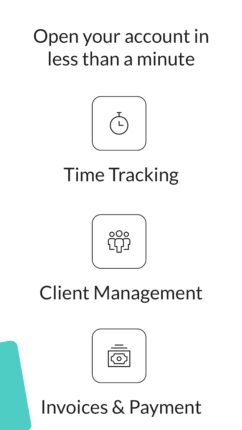 Скриншот Freework - Timesheet, Time Card, Time Tracking