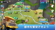 Transit King Tycoon - 夢の帝国を築きましょう。 新しい都市と島を開きます。のおすすめ画像3