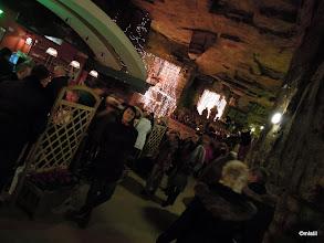 Photo: Vánoční trhy v obrovským jeskynním komplexu