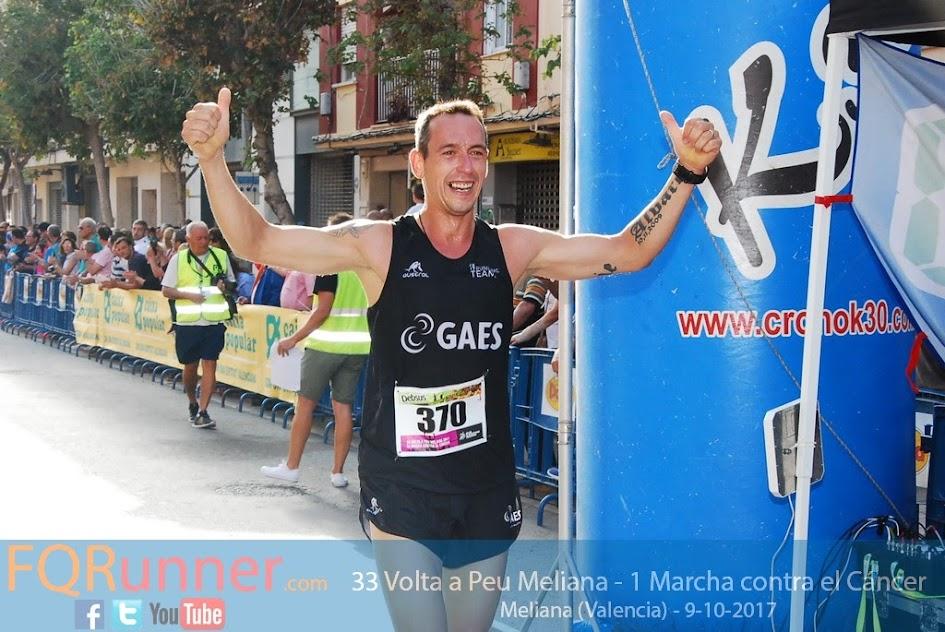 Javier Ortiz Tierno del Gaes Running Team