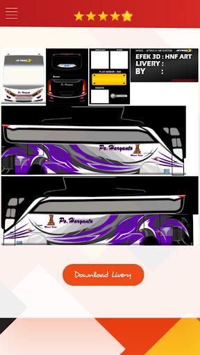 Bus Simulator Livery HD 1.4 screenshots 2