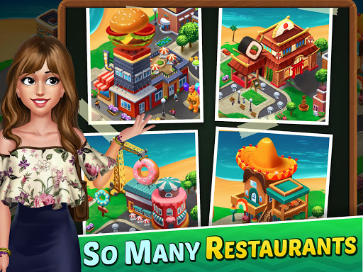 Kitchen Craze: Master Chef Cooking Game 1.6 screenshots 8