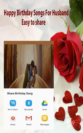 Happy Birthday Songs For Husband App Report on Mobile Action