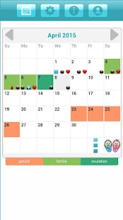 Menstrual Period Tracker - screenshot thumbnail