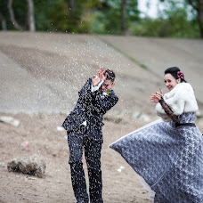 Wedding photographer Anton Grebenev (K1keR). Photo of 23.09.2013