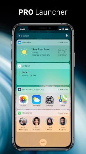 Pro Launcher For OS 13 screenshot 4