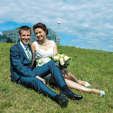 Wedding photographer Yuliya Kuzmina (Ylyastik). Photo of 31.08.2015