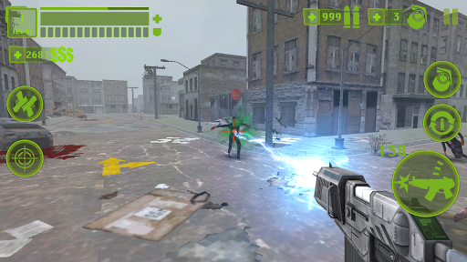 Zombie Hell 3 : Last Stand - FPS Shooter 1.01 de.gamequotes.net 3