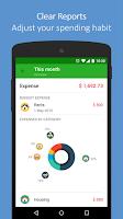 Screenshot of Money Lover - Money manager