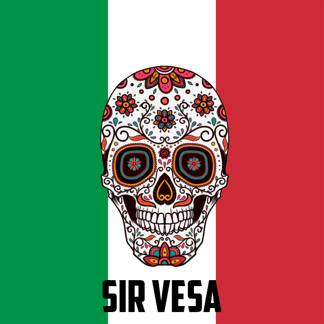 Logo of Outbreak Sir Vesa