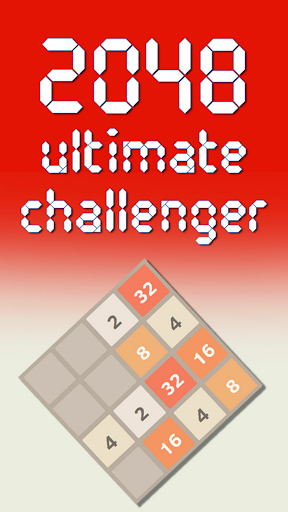 2048 Ultimate Challenger