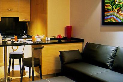 Saket Suites in New Delhi