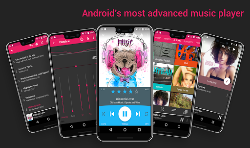 Rocket Music Player screenshot 1