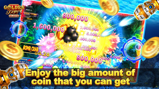 Golden Tiger Slots - Online Casino Game 1.3.0 screenshots 6