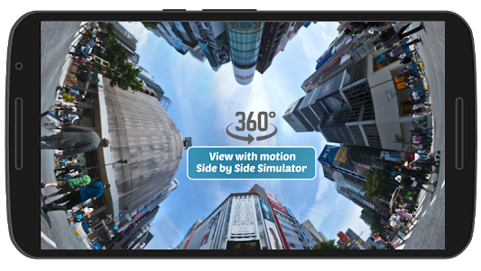 VR Player SBS - 3D Videos Live screenshot 0