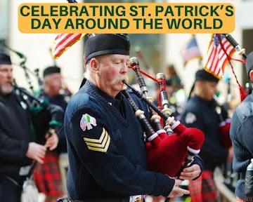 Celebrating St. Patrick's Day Around The World Recipe